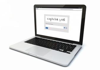 CAPTCHA en nuestra web